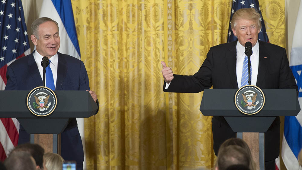 OPINION White House shift on a two-state solution could be enormously damaging to Israel