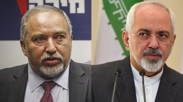 Liberman: I hope Iran's FM will stay in the hall when I denounce Tehran's efforts to 'blow up every state' in the region
