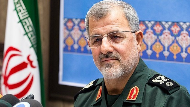 Top Iranian general: World knows US can't threaten Iran