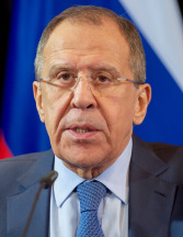 Russian Foreign Minister: The Cold War is not over.