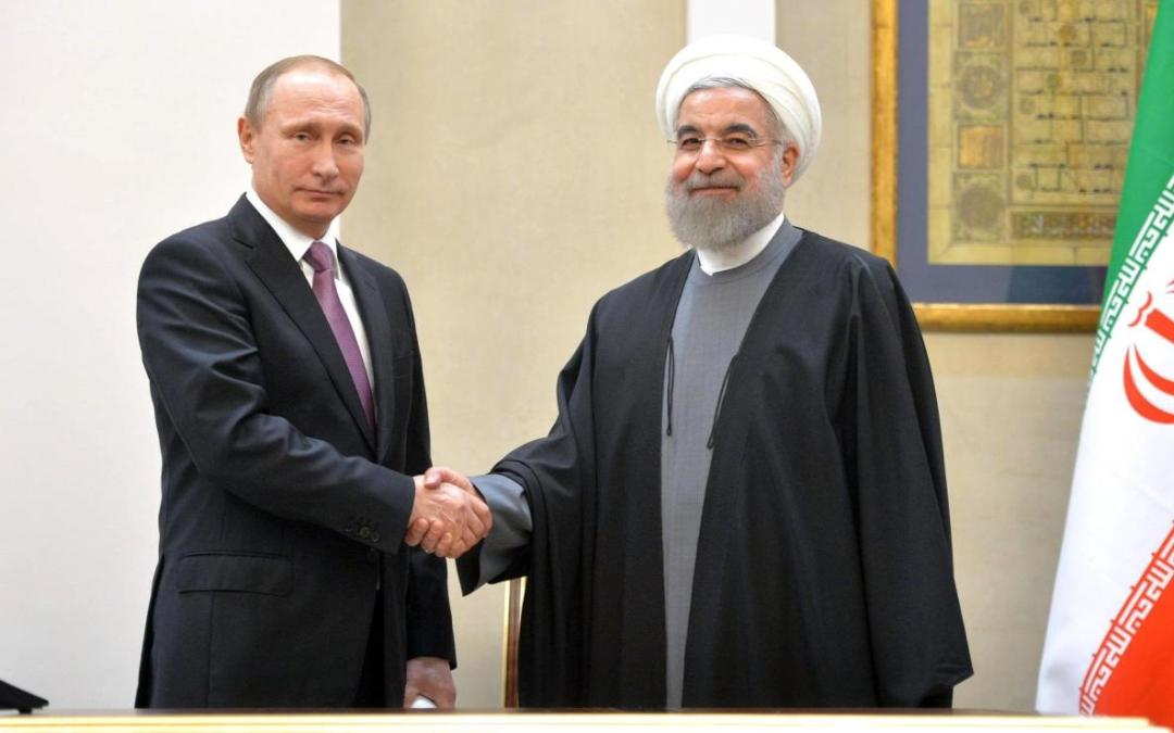 Russian Media Outlet 'Vzglyad': 'Tehran Will Be Expected To Compensate Moscow For The Costs It Will Incur In Providing Geopolitical Cover For Iran'