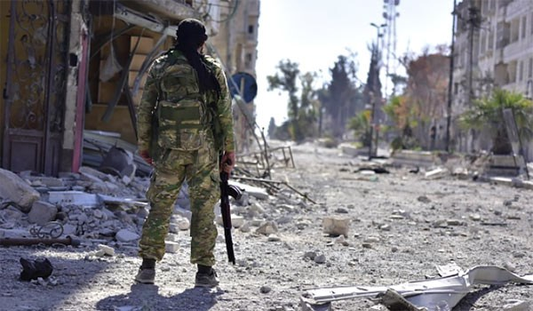 Syria: Terrorists' Front in Eastern Damascus on Verge of Full Collapse
