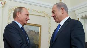 Netanyahu in talks with Putin will contest Iranian presence in Syria