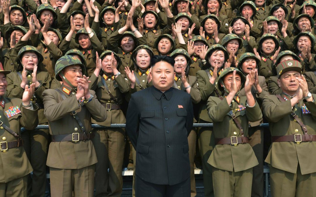 The White House is considering direct military action to counter North Korea