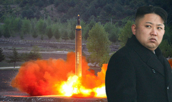 Kim Jong-un vows to 'MASS-PRODUCE missiles' after observing North Korea's successful test