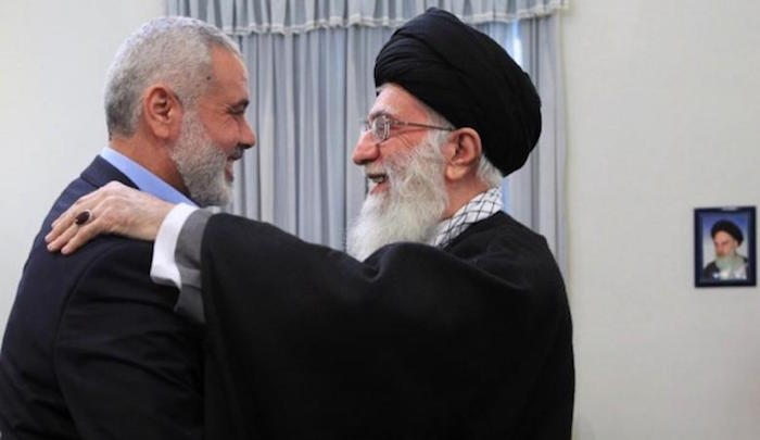 "Iran to Hamas: Let's get closer ""on the basis of jihad"""