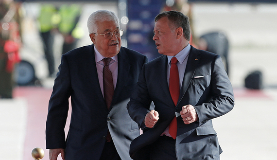 Jordan and Egypt key to Abbas' Washington visit