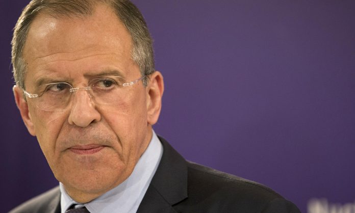 US is using terrorists to fight Syrian government: Lavrov