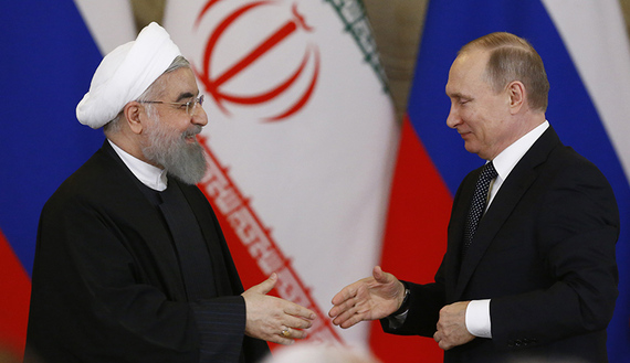 Second-term Rouhani likely to move closer to Russia