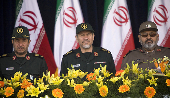 Former IRGC commander warns US against attacking Iran