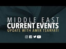 Amir's Middle East current events update from Jerusalem, June 2, 2017.