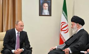 Russia's President and Iran's Supreme Leader both accuse US of sponsoring terrorism