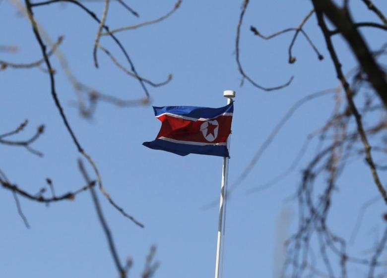 North Korea tests rocket engine: U.S. officials