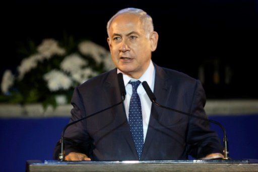 Netanyahu insists Israel retain Jordan valley military control