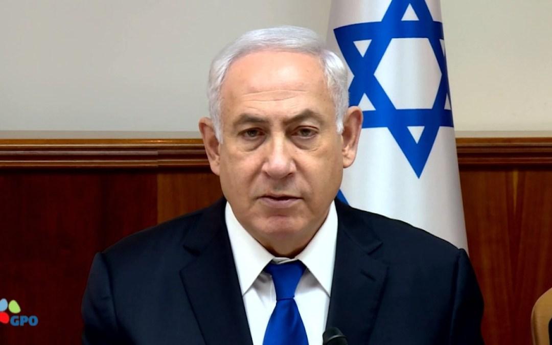 Netanyahu blasts Palestinian 'lies' about Jerusalem attack