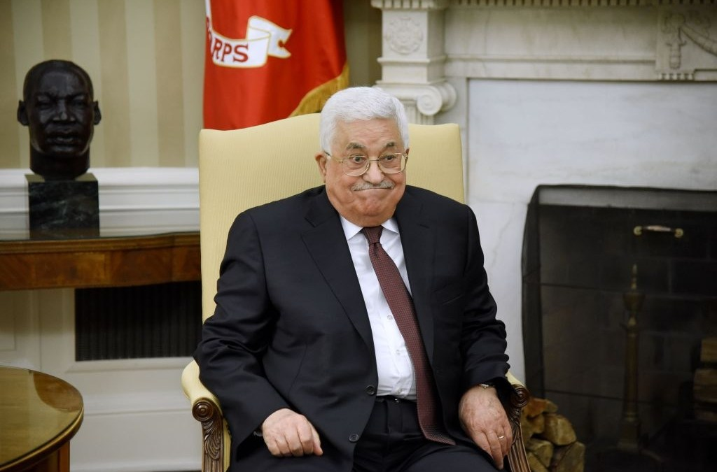 Abbas: Shut Up or I will Arrest You!