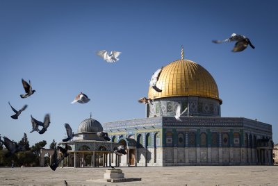 Police arrest 6 Palestinian rioters involved in Temple Mount clashes; Officer injured
