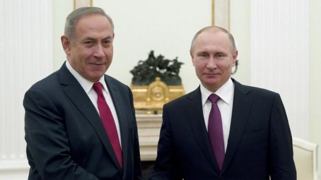 Netanyahu to meet with Putin in Russia this week