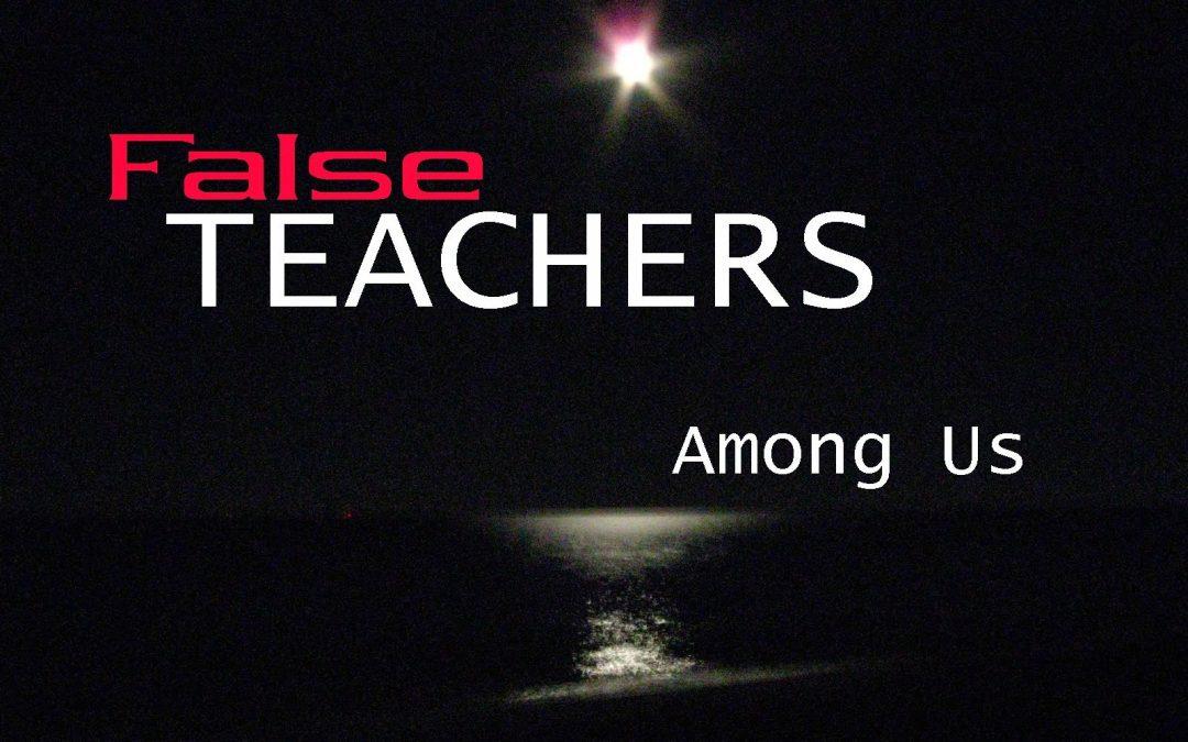 Defeating False Teachers