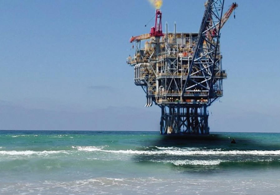 DOES GAS BONANZA SPELL PARADISE LOST FOR ISRAEL'S NORTH?