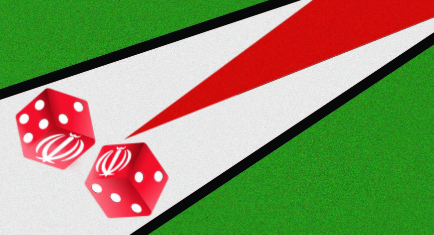 Hamas' dangerous gamble on Iran