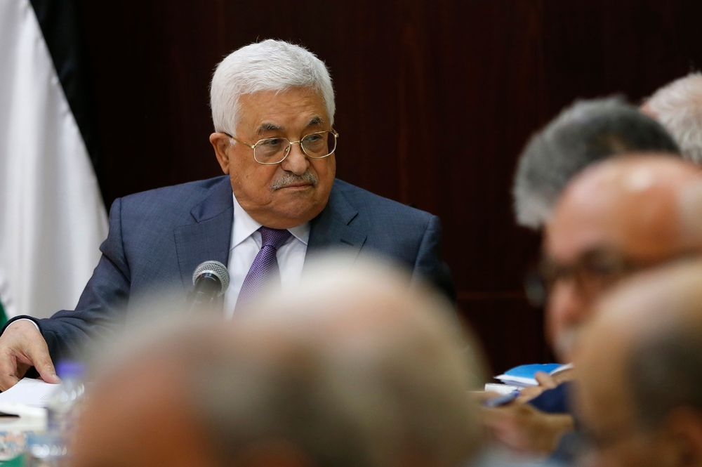 Palestinians Seek More Assertive Trump for Talks With Israel
