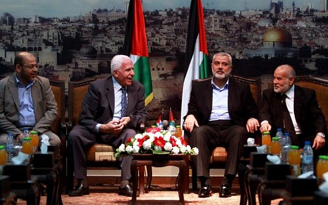 Hamas's sudden pragmatism is a mixed blessing for Abbas