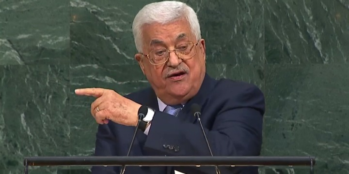 In UN General Assembly Speeches, Palestinian and Iranian Leaders Savage Israel and Zionism