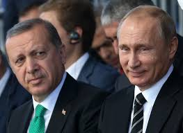 Putin, Erdogan Agree to Coordinate Steps on Syria Zones