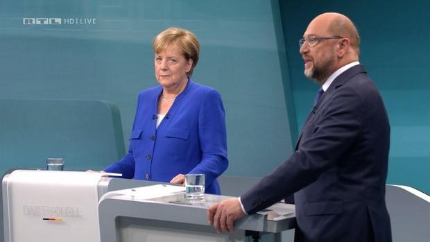 Merkel says she wants to end Turkey-EU membership talks