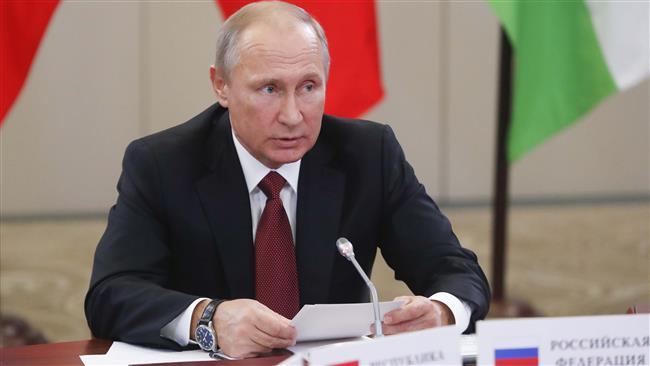 President Putin to visit Iran in November: Kremlin