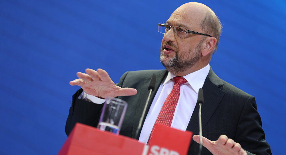 German SPD Leader Demands New General Election If Merkel Fails to Form Gov't