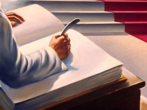 Christ's View of His Servants