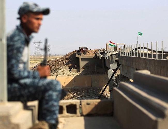 KRG blocks Iraqi forces access to Kirkuk's oil fields, airbase