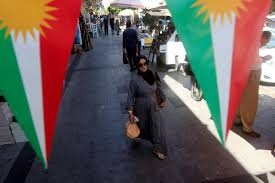 Iran sends tanks to border with Iraq's Kurdish region, Kurdish official says