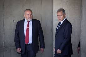 Lieberman denies falling-out with Russia over Iran's Golan deployment