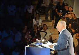 NETANYAHU: IF WE ARE NOT IN THE JORDAN VALLEY, IRAN WILL BE