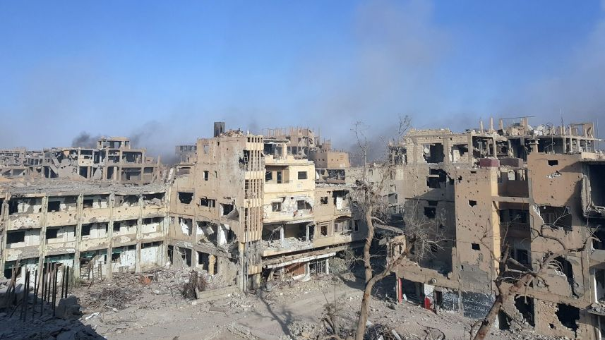 From Gaza to Syria to Lebanon: A Tumultuous Week in the Middle East