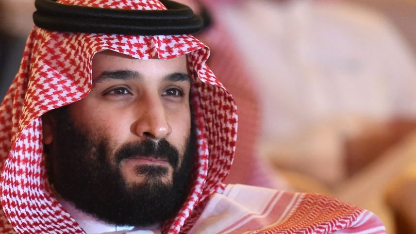 Analysis Saudi Arabia's Leader Playing a High-stakes Game and Is Going Almost All In