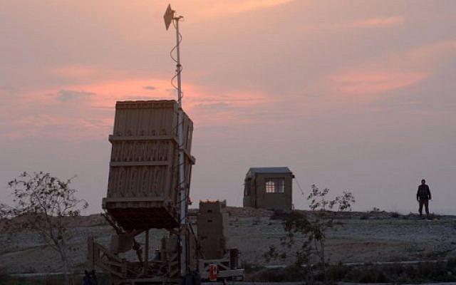 IDF deploys Iron Dome, raises alert amid Gaza terror threat