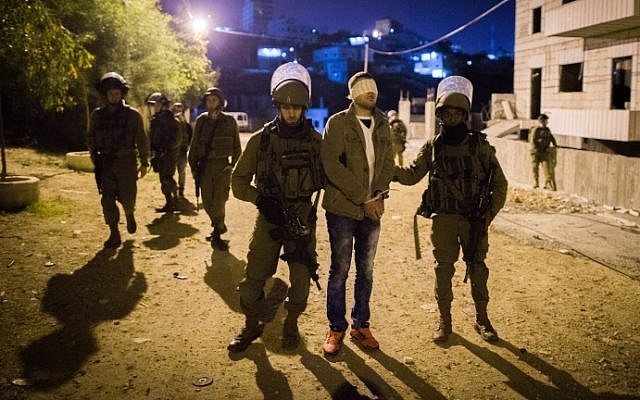 Amid war of words, IDF nabs top Islamic Jihad official in West Bank