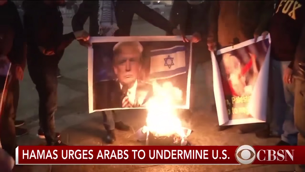 The Real Palestinian Response to Trump's Jerusalem Speech