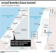 TENSIONS ARE RISING ALONG GAZA BORDERS, HERE'S WHAT YOU NEED TO KNOW