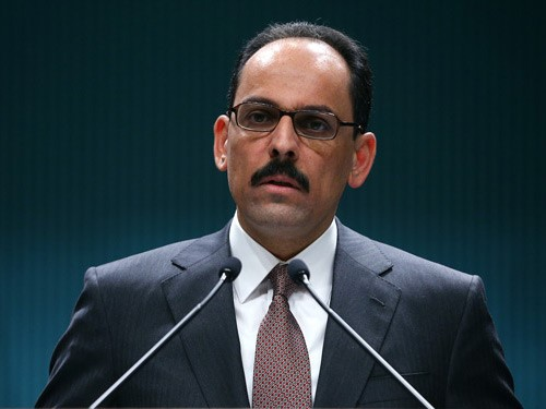 """Presidential Spokesperson Kalın: """"Israel Should End the Occupation of Palestinian Lands Instead of Attacking Our Country and Our Leader"""""""