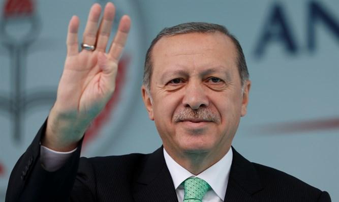 Erdogan blasts 'terrorist' Israel, Netanyahu fires back