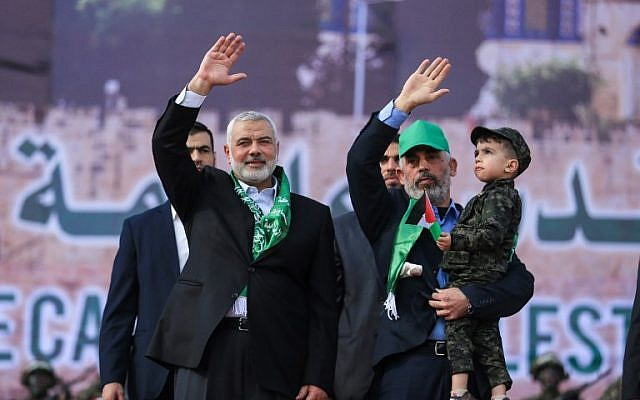 Hamas says it will not attend Palestinian meeting on Jerusalem recognition