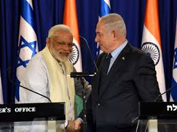 PM Netanyahu visits India – Day 1 / Jan 14th