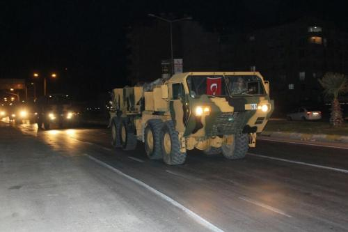 Turkey Notifies NATO Of Imminent Massive Invasion Of Syria To Fight Kurds