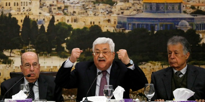 Palestinian Authority President Mahmoud Abbas' 'Heavy-Handed Rule' Exposed by Reports of Secret Wiretapping Operation