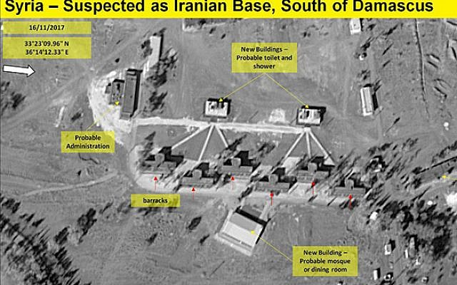 Iran has 10 military bases in Syria, two near Israel border — analyst